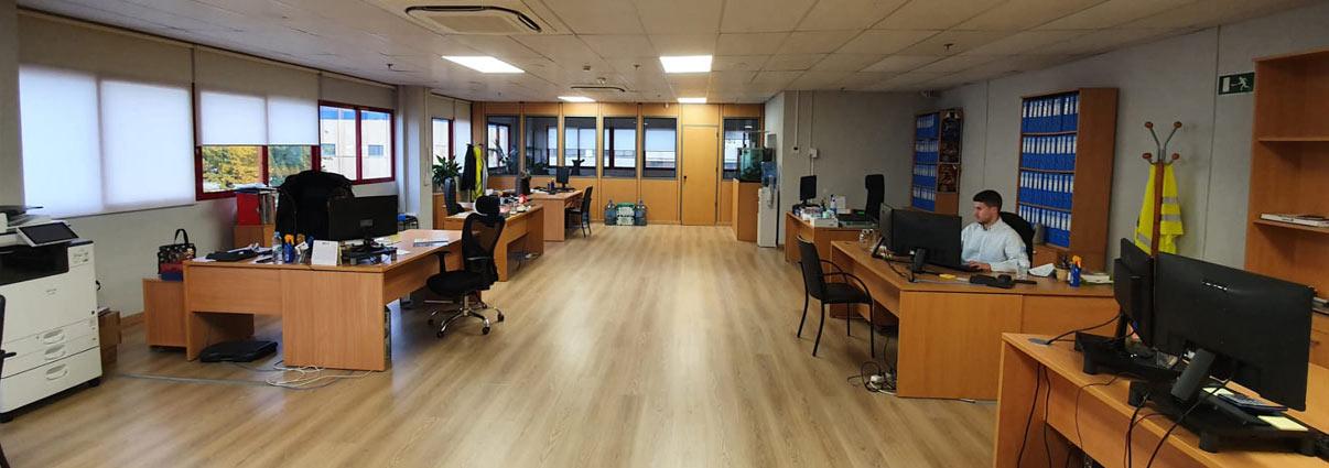 IBP uniuso oficinas por dentro